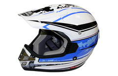 Шлем CFMOTO кроссовый V320 WHITE RYM R XL
